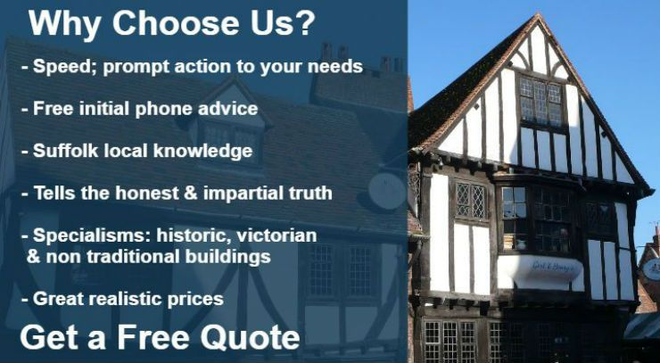 a list of reasons to choose Chiltern associates