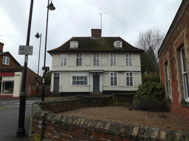 The Ancient House in Framlingham