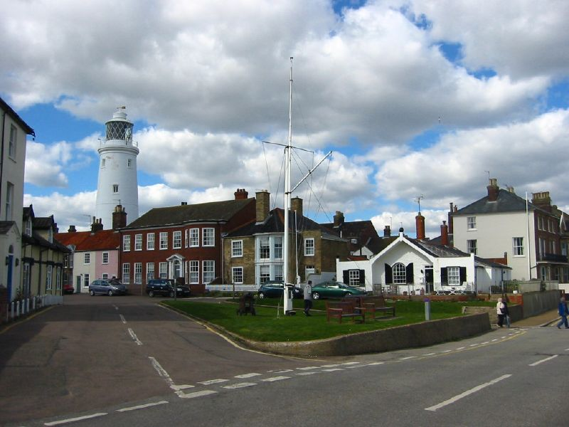 North Parade, Southwold